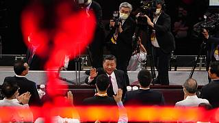 Xi Jinping alle celebrazioni per il centenario del Partito Comunista Cinese
