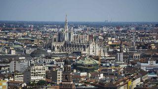 il gruppo operava principalmente nell'area di Milano