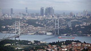 İstanbul Boğaziçi Köprüsü