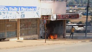 Estwatini: Pro-democracy activists protests in former Swaziland