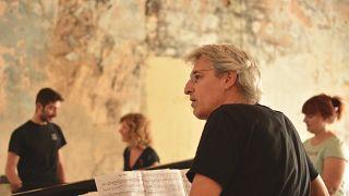 Γιώργος Πατεράκης & String Theory