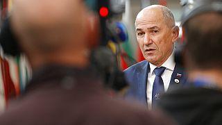 Szlovénia az Európai Unió soros elnöke