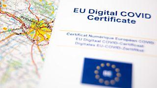 Július elsejétől az összes uniós tagállamban elfogadják az igazolványt