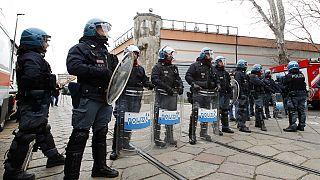 San Vittore Cezaevi'ndeki ayaklanma