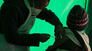 حملات التطعيم في إفريقيا
