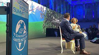 Cimeira Mundial Austríaca discute clima