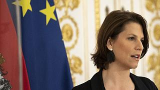 Austrian Minister of the Chancellery Karoline Edtstadler is due to discuss the case with experts.