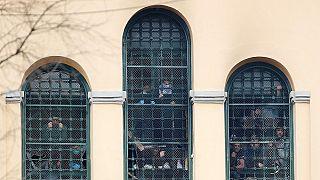 زندانیان معترض