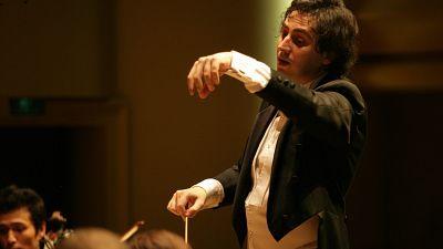 Ricardo is a successful international conductor