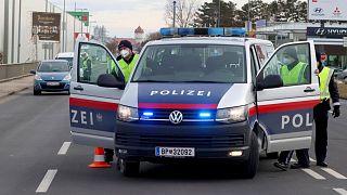پلیس اتریش (عکس تزئینی است)