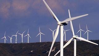 Ветряные электрогенераторы во Франции