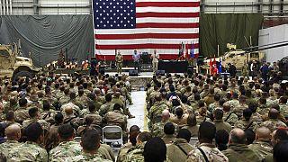 آمریکا پس از ۲۰ سال پایگاه هوایی بگرام افغانستان را ترک کرد