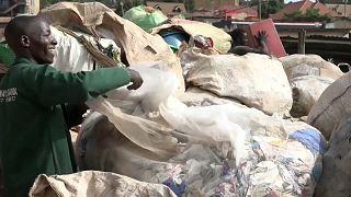 Ugandan entrepreneur turns landfill sites into money making venture