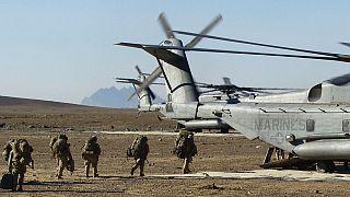 Afghanistan: NATO-Truppen verlassen wichtigsten Stützpunkt Bagram