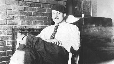 Hemingway in Paris, 1924