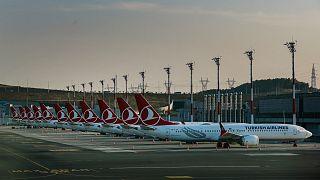 Türk Hava Yolları filosu