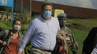 RDC : l'ambassadeur américain au chevet de Beni après la dernière attaque