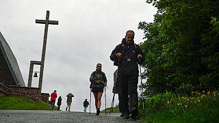 Mais de 18 mil peregrinos já percorrerm os Caminhos desde 9 de maio