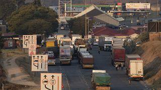 Eswatini : les conducteurs sud-africains regagnent la route