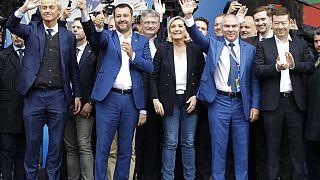 """L'estrema destra si confedera all'Europarlamento: """"riformeremo l'Europa"""""""