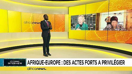 Ellen Sirleaf et Mary Robinson : remodeler les relations Afrique-Europe [Interview]