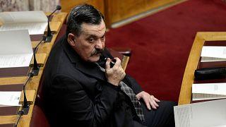 Altın Şafak Partisi Genel Başkan Yardımcısı Christos Pappas
