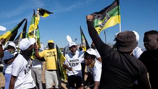 Jacob Zuma supporters to picket at rural home as deadline looms
