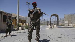 Afghanistan: US-Truppen verlassen größten Stützpunkt