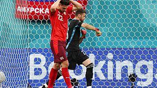 ایتالیا و اسپانیا راهی مرحله نیمه نهایی جام ملتهای اروپا شدند