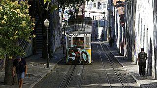 Lisboa es uno de los municipios portugueses afectados por el toque de queda nocturno