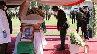 African leaders pay tribute to Kenneth Kaunda at memorial service