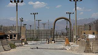 ABD'nin Afganistan'daki Bagram Hava Üssü