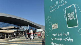 السعودية نيوز |      بسبب متحور جديد من فيروس كورونا.. السعودية تمنع السفر من الإمارات وفيتنام وإثيوبيا وأفغانستان