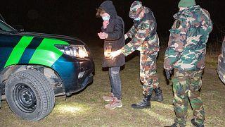 Belarus-Litvanya sınırı