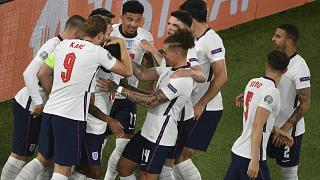 İngiltere, Ukrayna'yı mağlup edip Euro 2020'de yarı finale kaldı