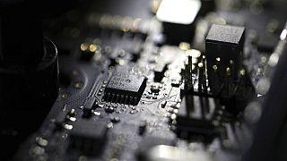 El interior de un ordenador