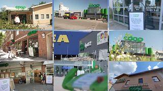 800 Coop-Filialen betroffen in Schweden