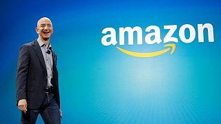 جف بزوس، بنیانگذار و مدیرعامل آمازون