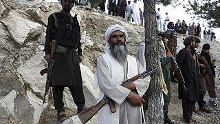 Taliban milisleri ABD ordusunun çekilmesi sonrası Afganistan genelinde hızla kontrolü ele geçiriyor.