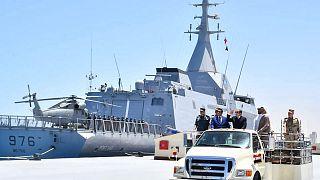 L'Égypte inaugure une base stratégique en Méditerranée