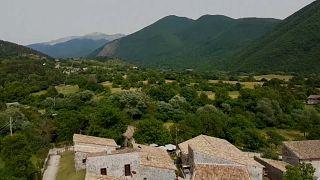 De jeunes italiens redonnent vie à un hameau du Latium avec une auberge de jeunesse
