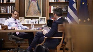"""Συνέντευξη του πρωθυπουργού Κυριάκου Μητσοτάκη στην """"Καθημερινή"""""""