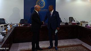 Συνάντηση Φραγκογιάννη με τον Λίβυο αναπληρωτή πρωθυπουργό
