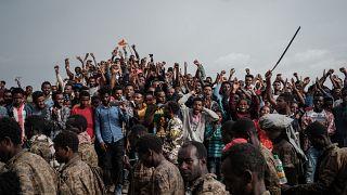 Etiyopya'da iç savaş