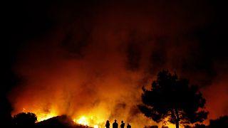 Βίντεο: Κύπρος - Οι εικόνες της καταστροφής από τη φονική πυρκαγιά