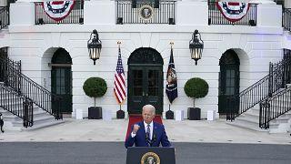 Biden oltásra biztatja az amerikaiakat