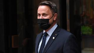 """Luxembourg's Prime Minister Xavier Bettel was taken to hospital """"as a precaution"""""""