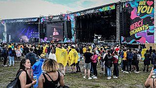 Mini-festival Solidays, édition spéciale soignants, 4 juillet 2021