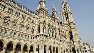 Rathausplatz, Bécs