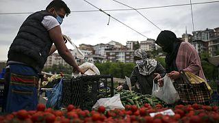 Enflasyon beklentileri aşarak yüzde 17,53 seviyesine ulaştı